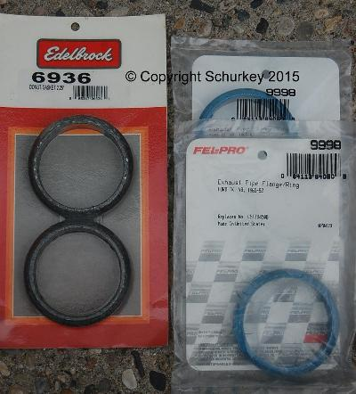 Edelbrock TES Header repair - Car Forums and Automotive Chat